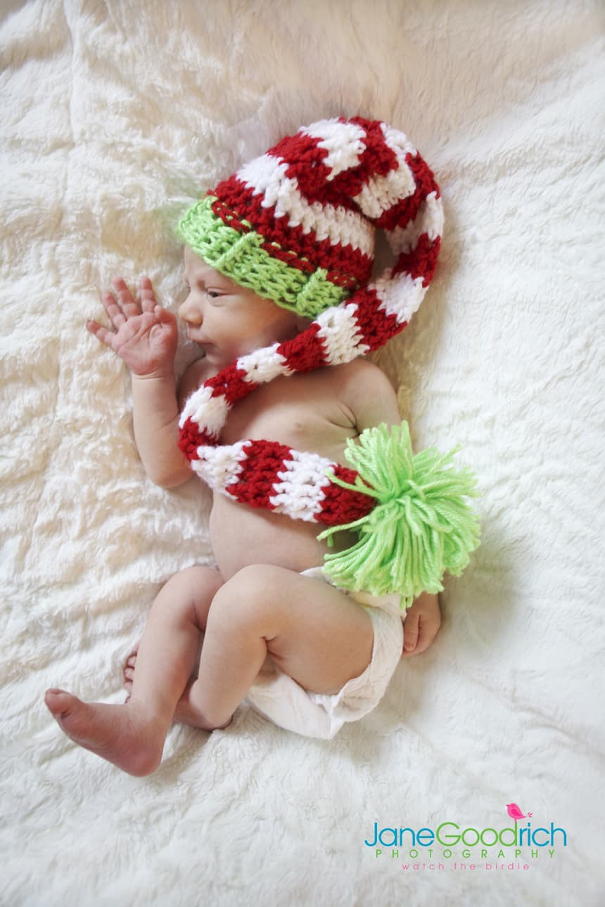 advice for the the best christmas newborn photos | Larchmont NY 10538