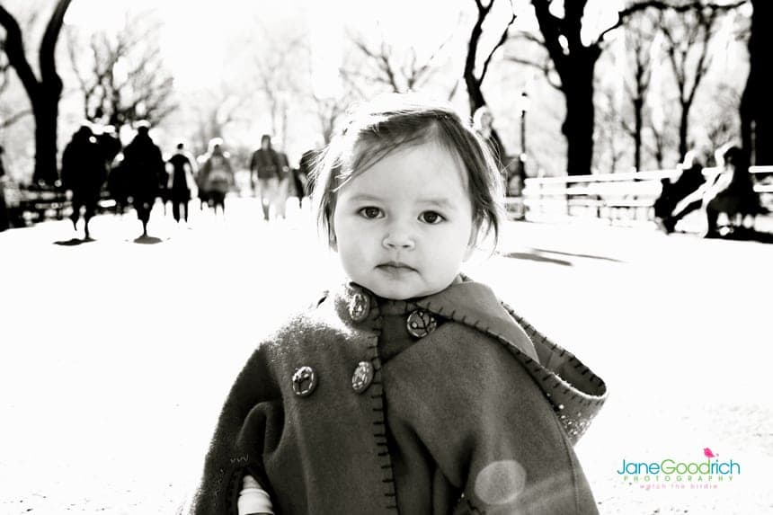 ULTIMATE TIPS FOR CHILDREN'S PORTRAITS IN THE COLD