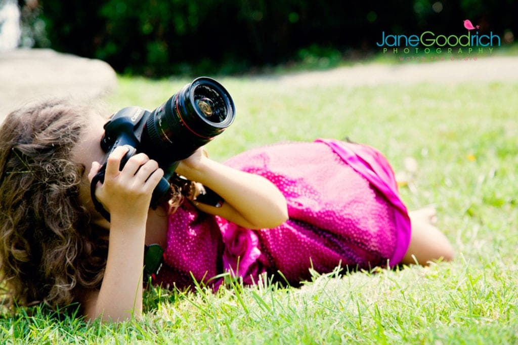 child photography dslr point and shoot