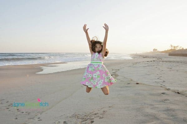 focus modes in kid's photography