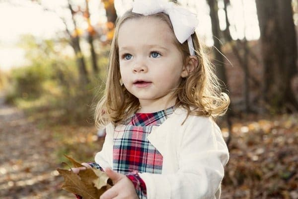 location for outdoor kids portraits