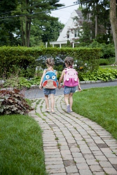 tips photographing kids first day of school