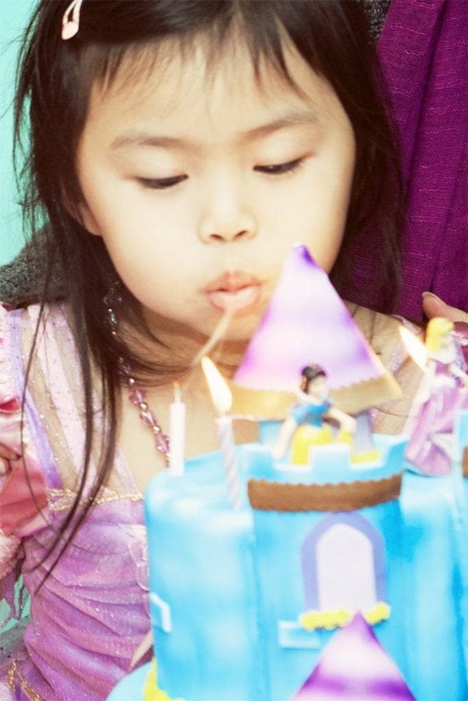 tips for kid's birthday party photography