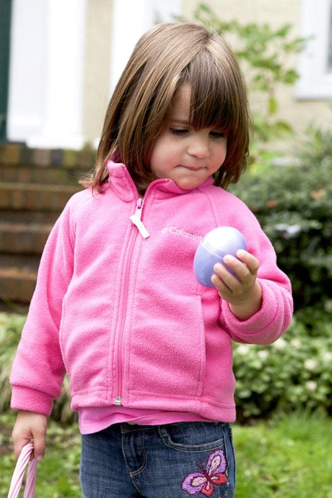 tips for easter kid's photography