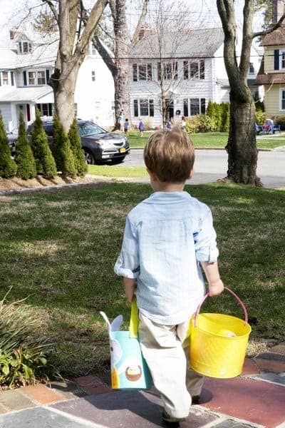tips for easter kid's photos