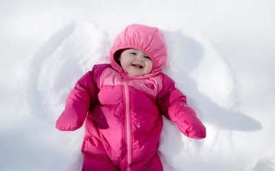 GUIDE TO KIDS PHOTOGRAPHY IN SNOW