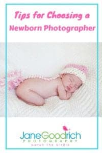 Tips for selecting a newborn photographer