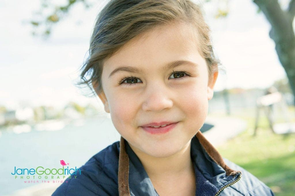 kids photography tips depth of field