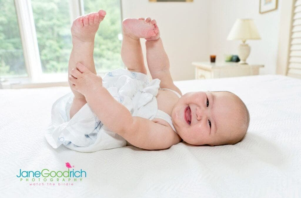 FROM THE WEB: 9 TRIED AND TRUE TIPS FOR BETTER BABY PHOTOGRAPHY