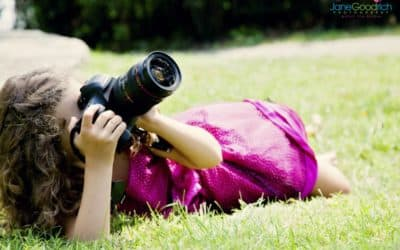 CREATE YOUR OWN KIDS' PHOTOGRAPHY CAMP