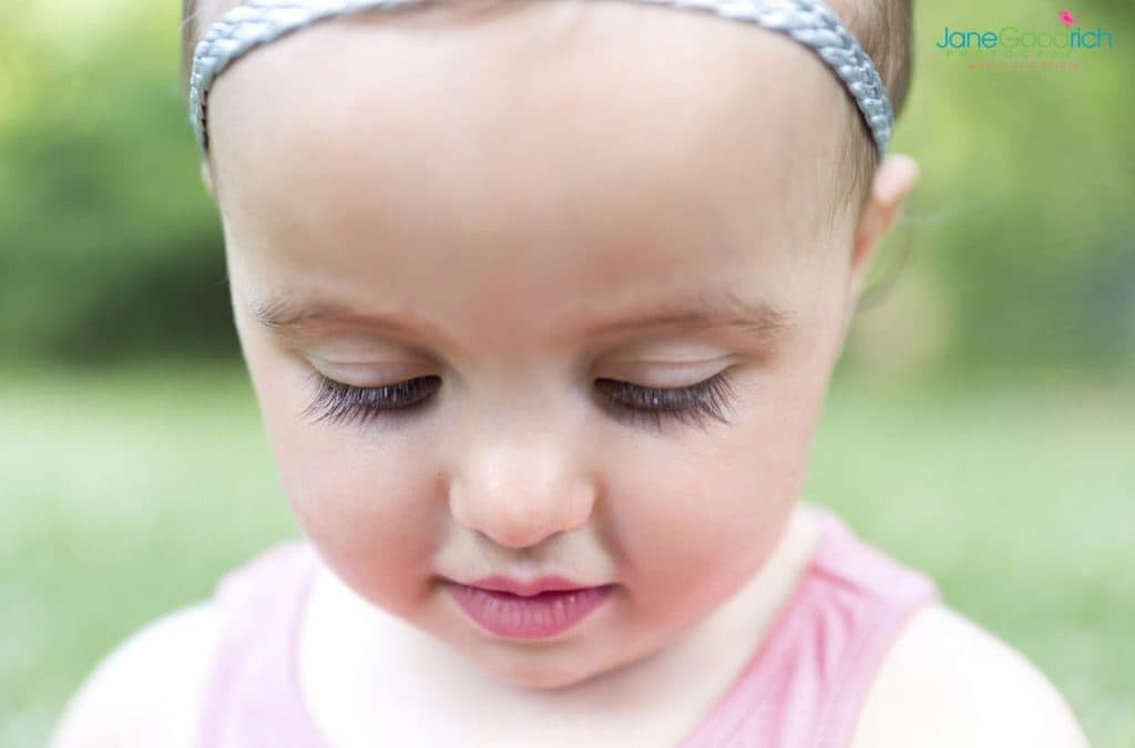 PHOTO BASICS: GETTING IN CLOSE FOR KIDS' PORTRAITS