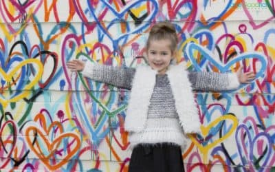 USING COLOR IN KID'S PORTRAITS