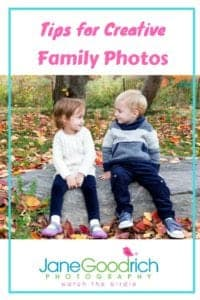 Tips for creative family photos