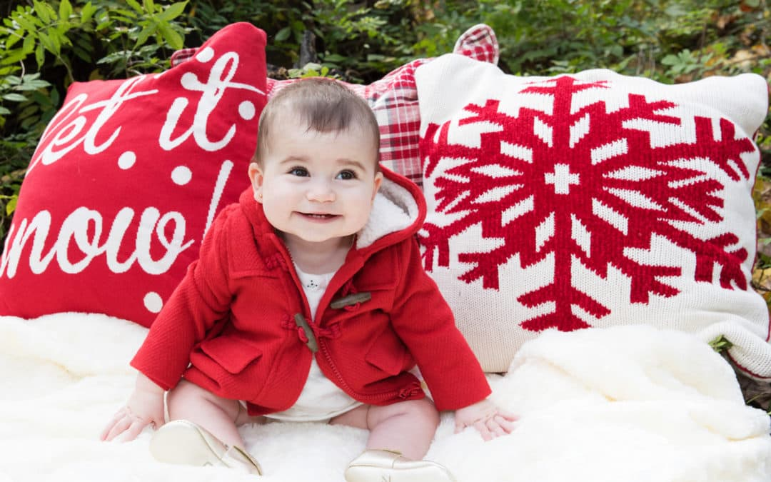 TOP TIPS FOR GREAT FAMILY CHRISTMAS PORTRAITS