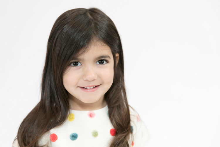 in studio childrens photography in Westchester, NY