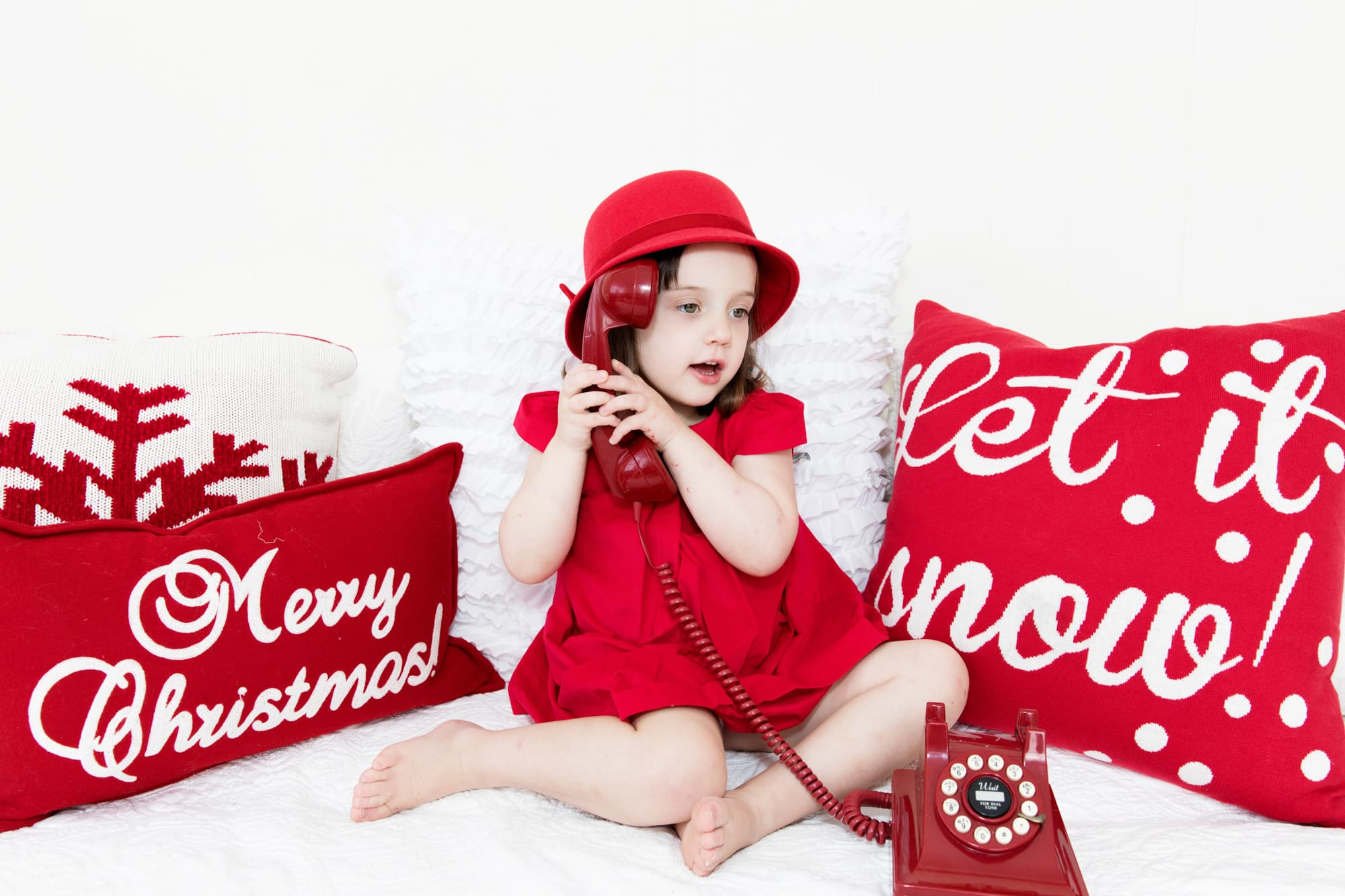 Christmas photography newborn photographer jane goodrich Larchmont, NY