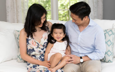 Scarsdale, NY Family Studio Photography Session