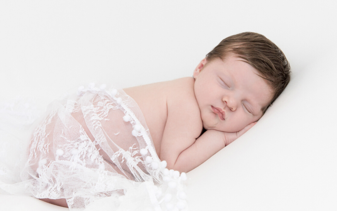 Rye, NY Newborn Studio Photography Session