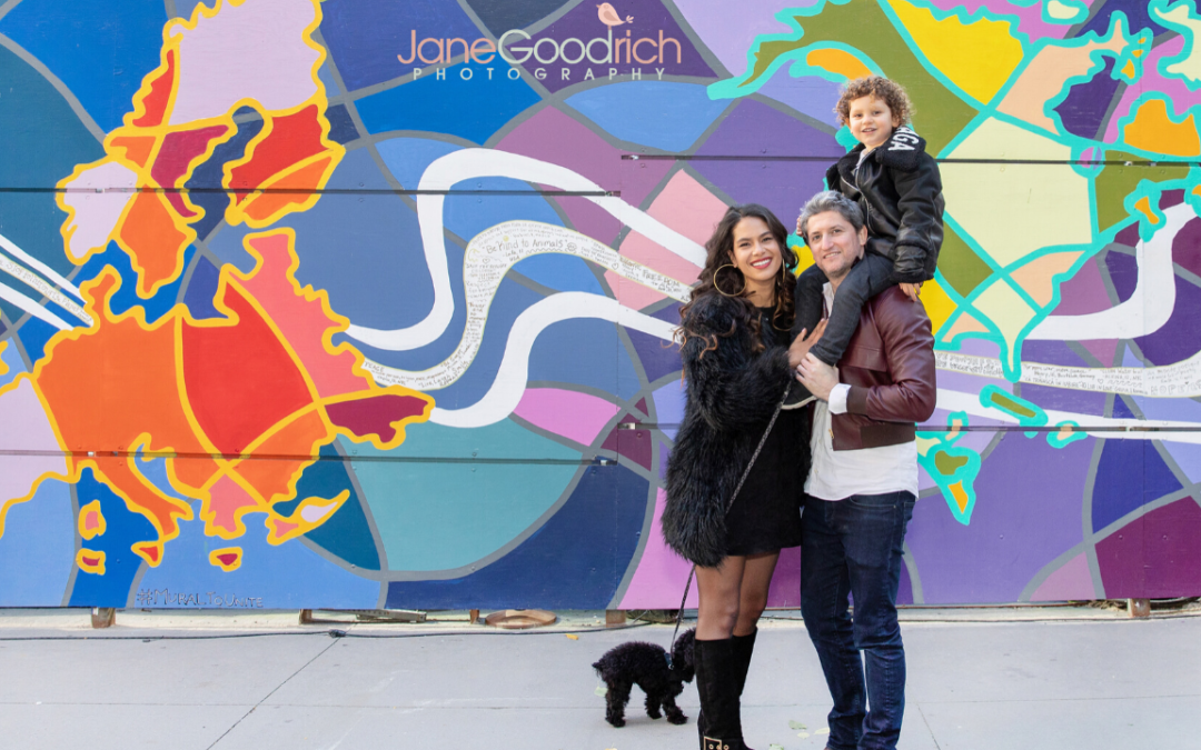 Modern Family Photography: Recent Favorite Urban Family Portraits
